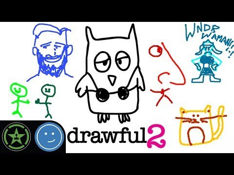 Let's Play - Drawful 2 with Kinda Funny