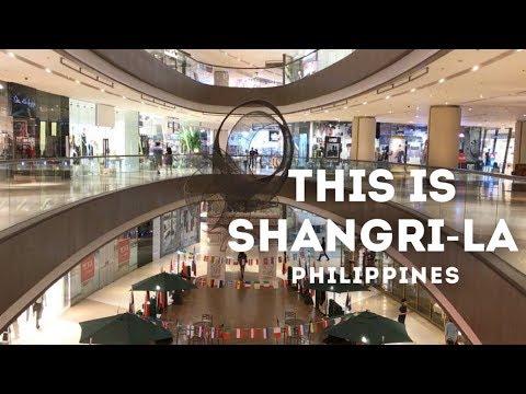 Have You Experienced Shangri-La?   Shangri-La Plaza Mall in Manila   PHILIPPINES TOURIST SPOTS