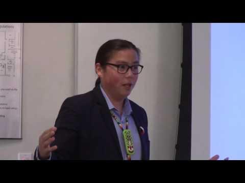 John Petoskey: Indigenous Dispute Resolution, 9/17/2016