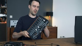 Stimming Reviews Arturia's DrumBrute Impact (EB.TV)