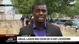 Coronavirus | Nigerian President Buhari imposes lockdown on Abuja, Lagos, Ogun