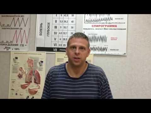 бронхиальная астма бутейко