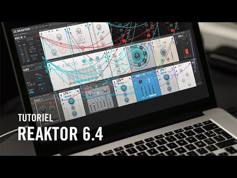 Les nouveautés de REAKTOR 6.4 : format Rack et User Blocks | Native Instruments