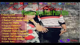 Gambar cover Thomas Arya feat Putri Alin  Full Lagu Terbaru 2018 | Seru Hati Senang Bila Dengar Lagu Ini