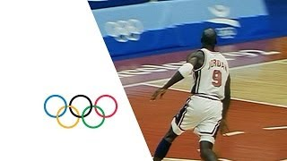 The Dream Team Win Basketball Gold & More In Barcelona | Official Olympic Films