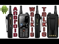 walkie talkie on android phone