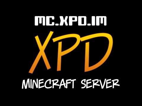 Minecraft Server: XPD - Xisuma's Plotworld Domain