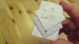 Note Folding