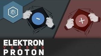 Elektron vs. Proton - Ladung und Masse ● Gehe auf SIMPLECLUB.DE/GO & werde #EinserSchüler