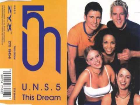 UNS 5 – This Dream  Radio Edit
