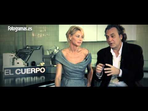 Entrevista Jose Coronado, Belén Rueda y Oriol Paulo por 'El Cuerpo'