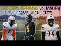 Highland Springs vs Maury Full Game Highlights