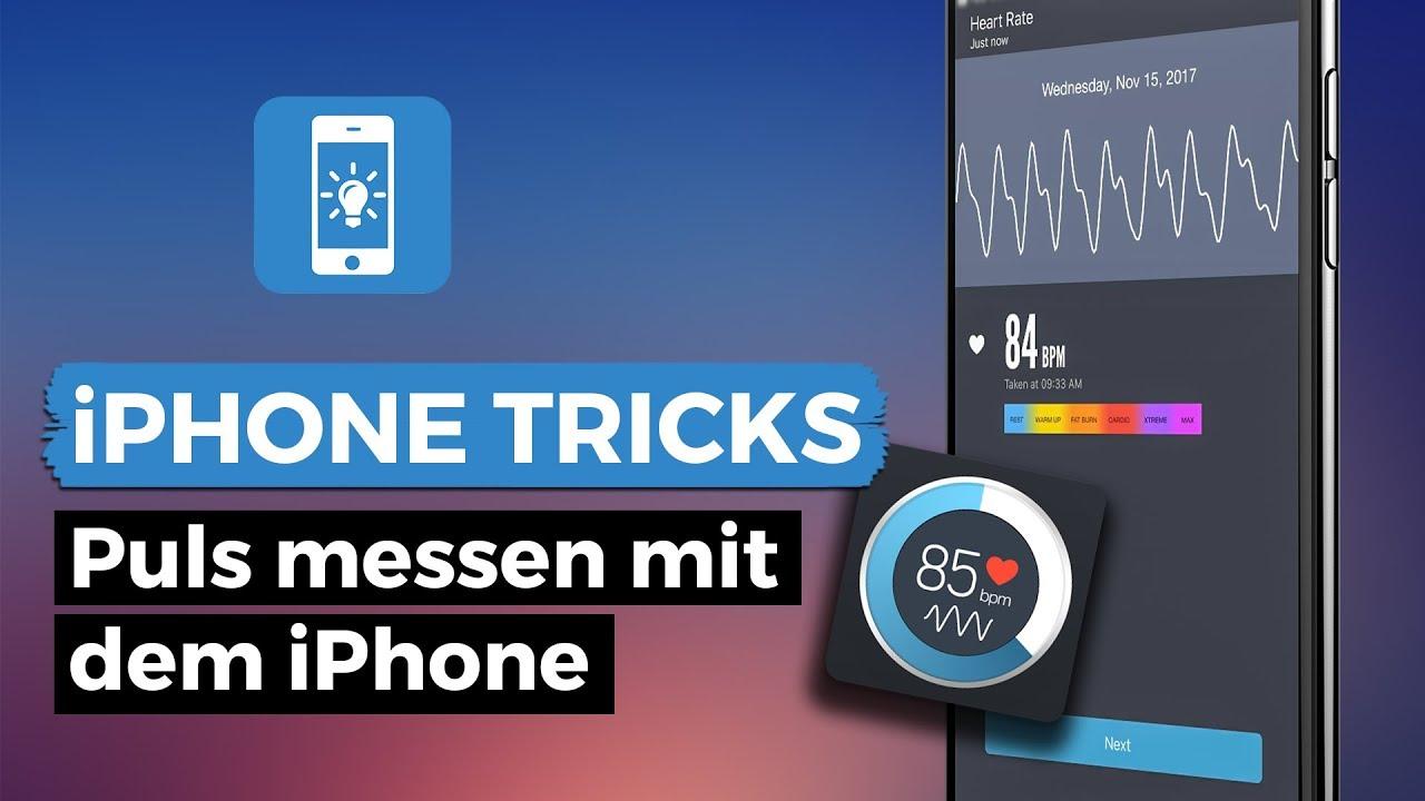 Iphone Puls Messen
