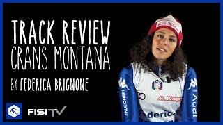 Federica Brignone ci fa scoprire la 'Mont Lachaux' di Crans Montana