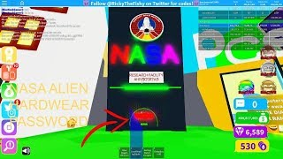 ROBLOX TEXTING SIMULATOR NASA COMPUTER (August 2019) WORKING