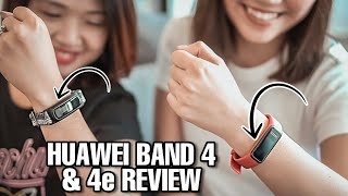 Huawei Band 4 Review ft. Unbox PH