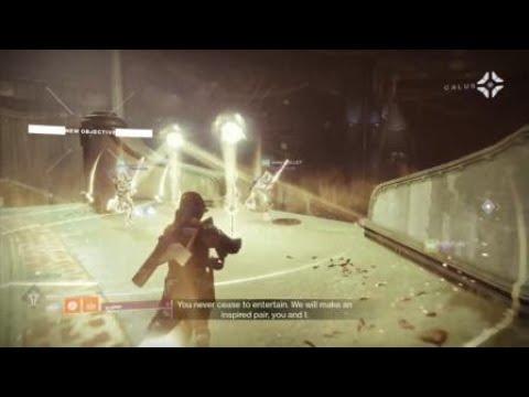 Repeat Destiny 2: Wendigo GL3 Gameplay & The Menagerie