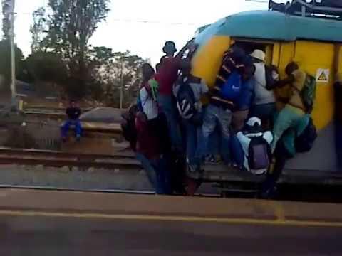 Train To Tembisa