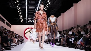 Fendi | Spring Summer 2019 Full Fashion Show | Exclusive