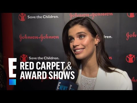 Sara Sampaio Talks Victoria's Secret Fashion Show in Paris | E! Red Carpet & Award Shows