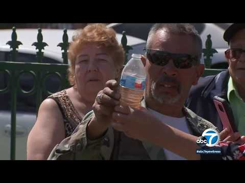 Compton, Willowbrook residents dealing with 'contaminated' water