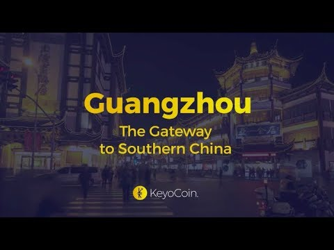 KeyoCoin Travel Challenges. Available in GUANGZHOU