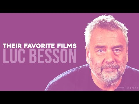 Luc Besson Shares His Favorite Films