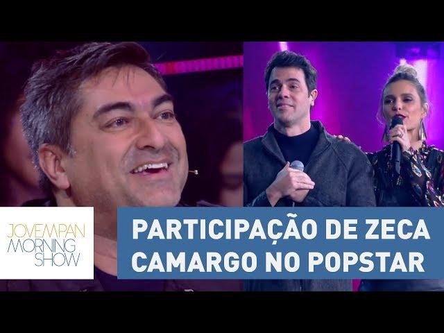 Vini Moura: Participação de Zeca Camargo no Popstar foi trágica! | Morning Show