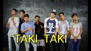 DJ Snake - Taki Taki ft. Selena Gomez, Ozuna, Cardi B | Dance Choreography | AKASH KHODE