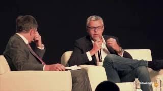 DigiWorld Future Paris 2016 - Michel Combes, SFR