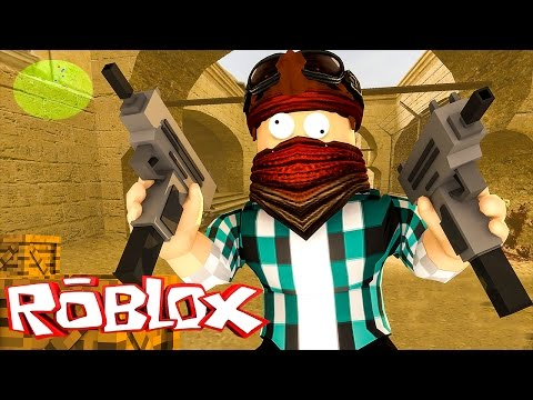 Roblox : COUNTER-STRIKE NO ROBLOX !! ( Counter Blox: Roblox Offensive )