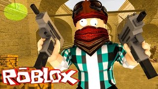 Roblox : COUNTER-STRIKE NO ROBLOX !! ( Counter Blox: Roblox Offensive ) thumbnail