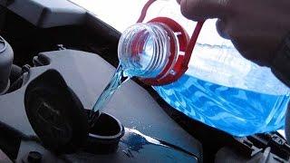 Жидкость для омывателя лобового стекла