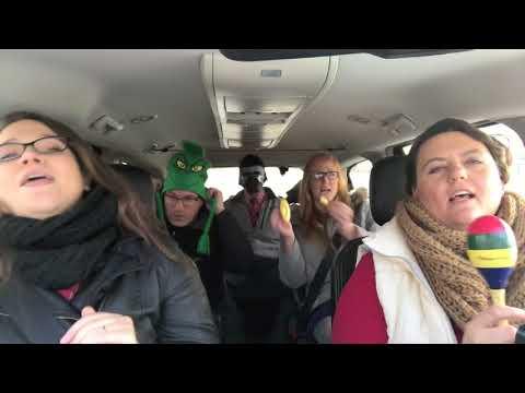 Smith Holiday Car Karaoke