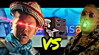 Movimiento Naranja vs Chambea - bad bunny [I am BASA]