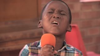 Nyakallo Makhajane - Never Give Up