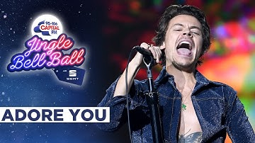 Harry Styles - Adore You (Live at Capital's Jingle Bell Ball 2019) | Capital