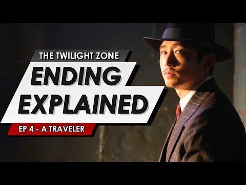The Twilight Zone: 2019: Episode 4: A Traveler: Ending Explained + Spoiler Talk Review