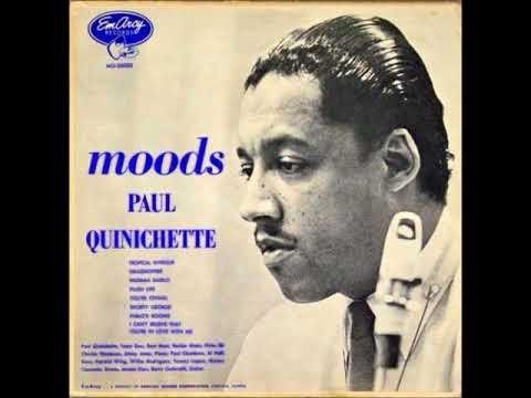 Paul Quinichette  - Moods ( Full Album )