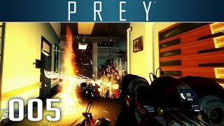 PREY [005] [Zu Besuch im Traumazentrum] [2017] Let's Play Gameplay Deutsch German thumbnail