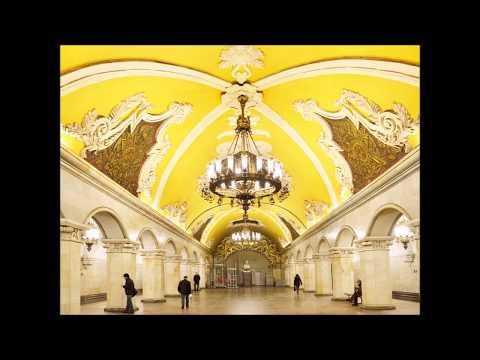 Beautiful Subway Stations around the World 2017