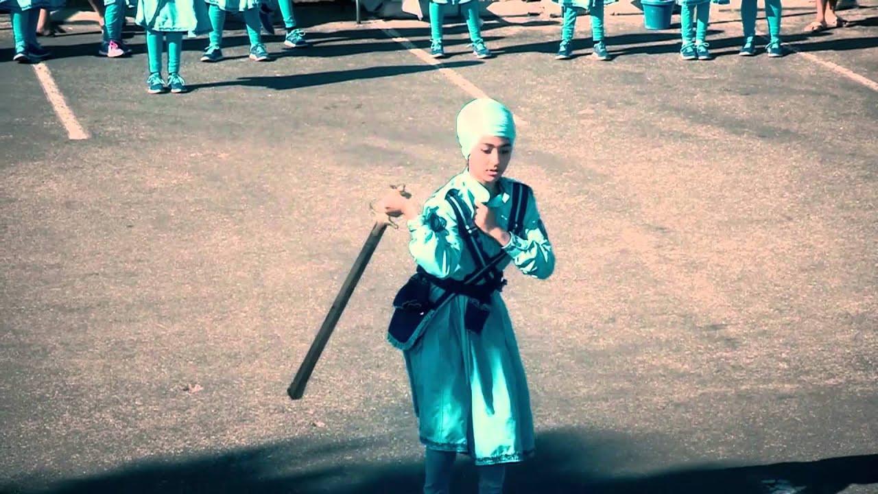 Riverside Defenders - Holla Mahalla, Riverside 2015 Gatka