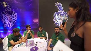 KKR   MOCK AUCTION 2018   KOLKATA KNIGHT RIDERS   VIVO IPL 2018
