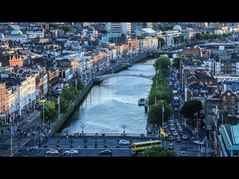 Ireland - Dublin Bus Tour