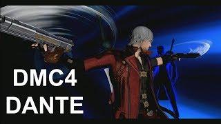 UMvC3 DMC4 Dante Texture MOD