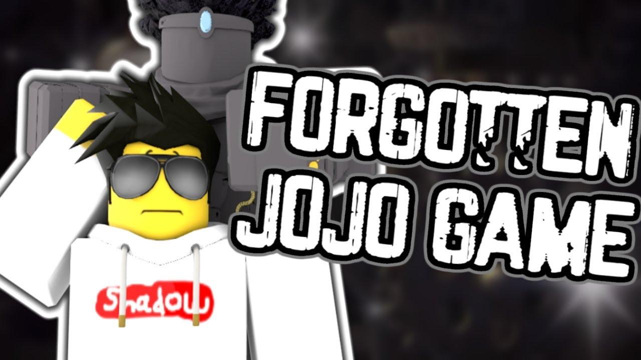 Playing a FORGOTTEN JoJo game...