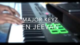 En Jeevan - Major Keyz Piano Cover | G.V. Prakash Kumar | Theri |