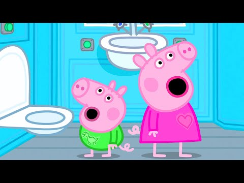 Peppa Pig Official Channel | Long Train Journey