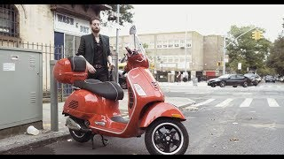 Meet the Riders | Episode 8 | Gabe and his 2018 Vespa GTS300 Super