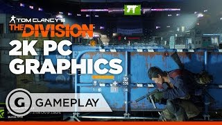 The Division PC Ultra Settings / 1440p Gameplay